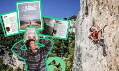 "The Climbing Travel Guide – Arrampicata ""off the beaten track"""